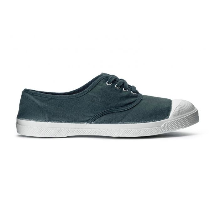 Bensimon Lace sneakers ADULT storm