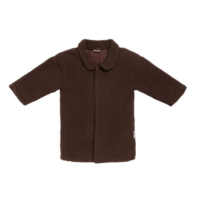 Shallow Sheap coat brown - Maed for mini