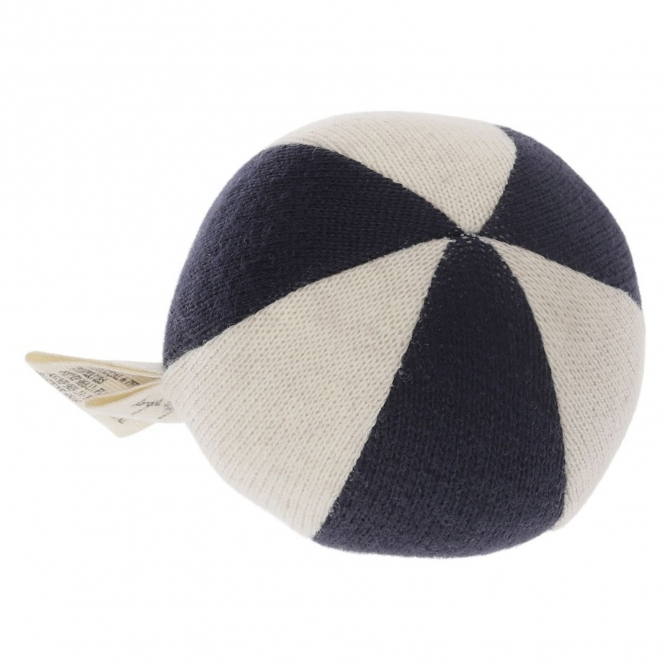 Petit toy ball navy - Konges Slojd