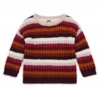 Sweter Montana wielobarwny
