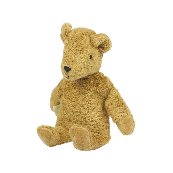 Senger Naturwelt Cuddly animal Bear small beige