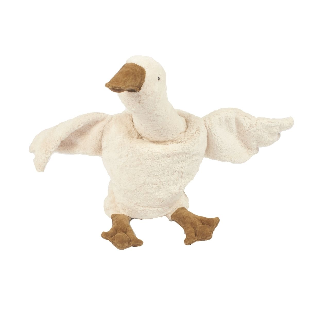 Senger Naturwelt Cuddly animal Goose large