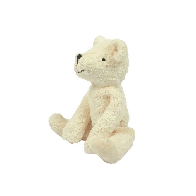 Senger Naturwelt Floppy animal Bear small white
