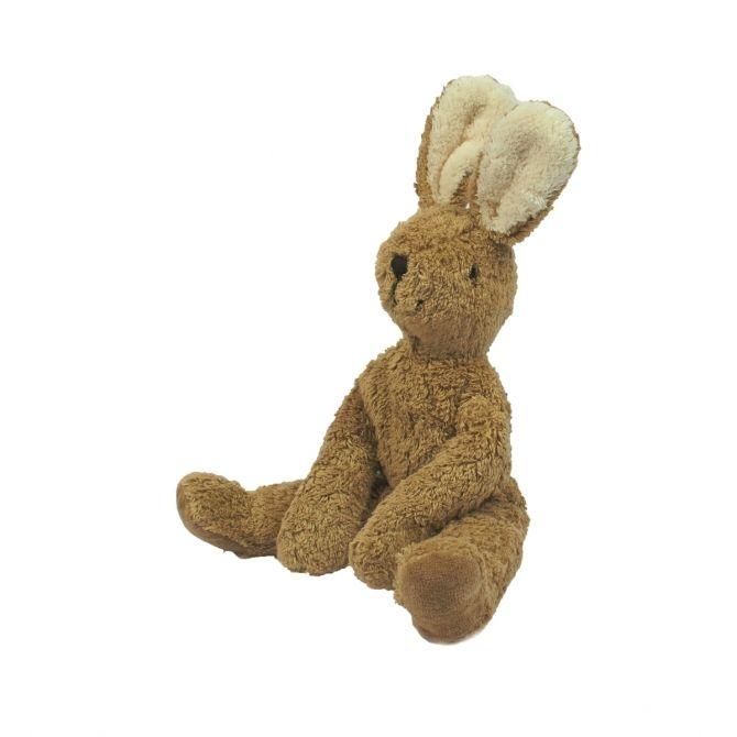 Przytulanka miękki króliczek mały beżowy - Senger Naturwelt
