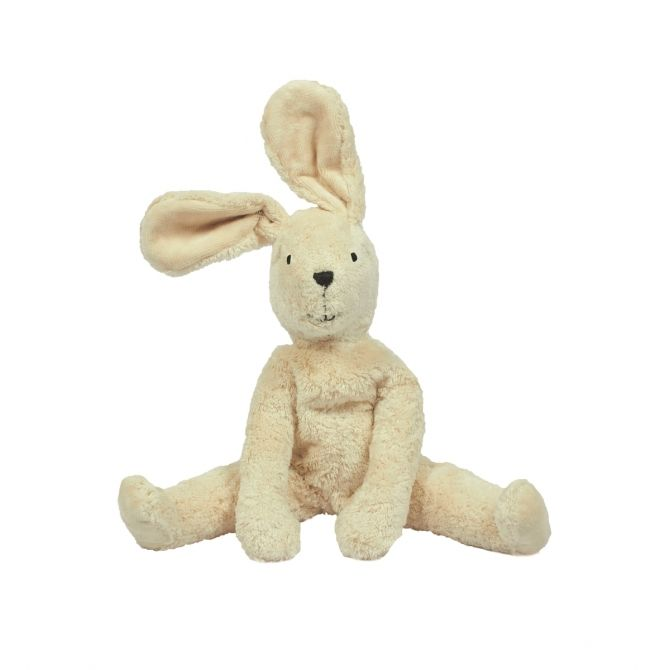 Przytulanka miękki króliczek duży biały - Senger Naturwelt