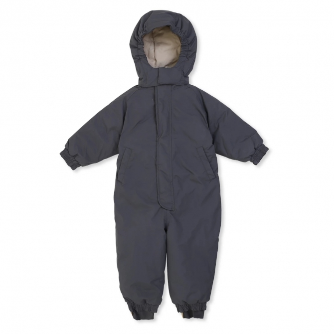 Kombinezon Nohr Snowsuit Deux ebony blue niebieski - Konges