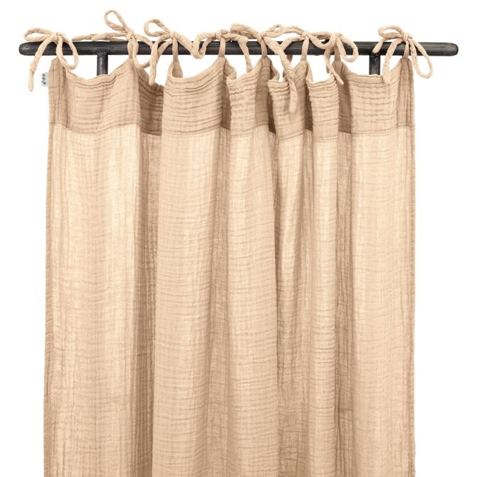 Flat Curtain pale peach - Numero 74