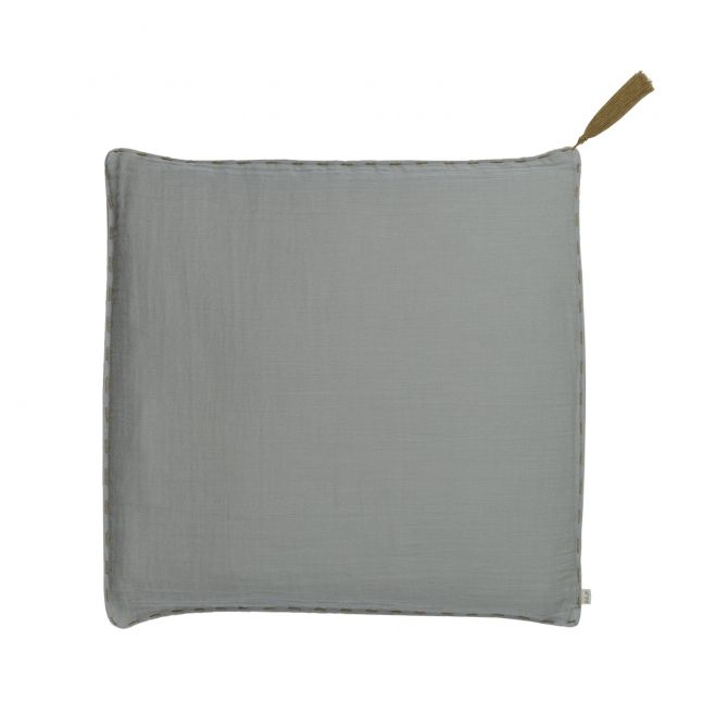 Pillow Case silver grey - Numero 74