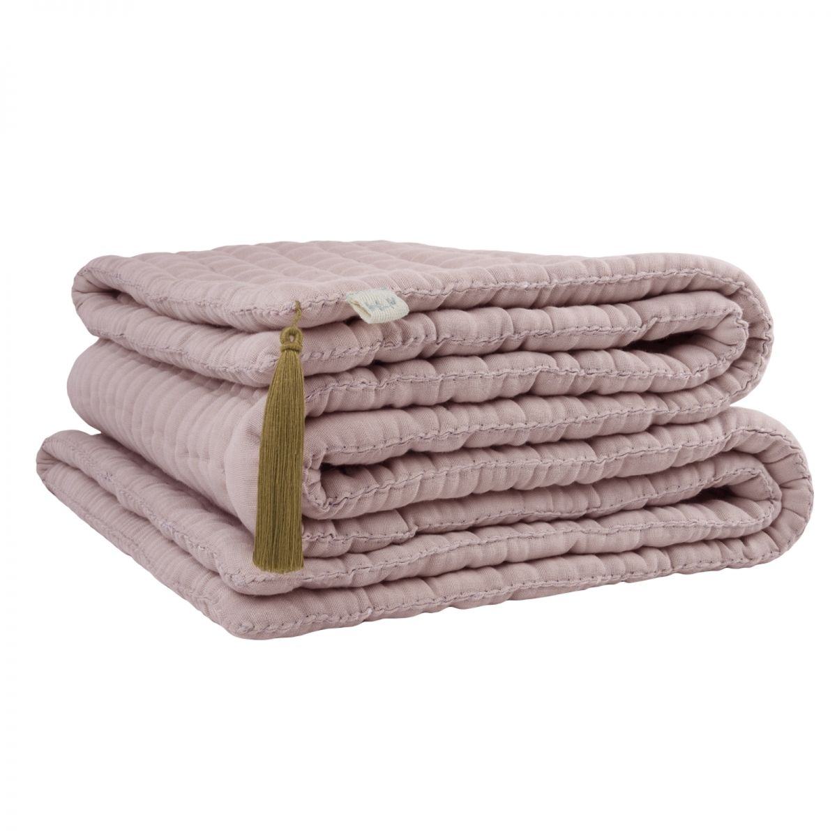 Numero 74 Tatami quilt dusty pink