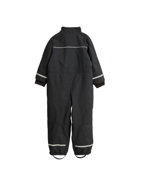 Mini Rodini Snowracing overall black