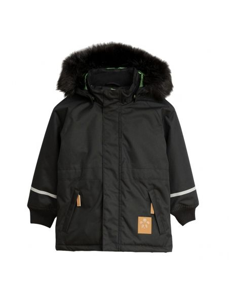Mini Rodini K2 parka black
