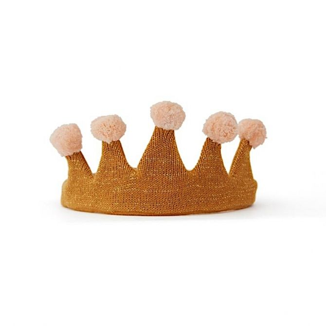 Costume Princess Crown brown - OYOY