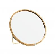 Round standing mirror 10 cm