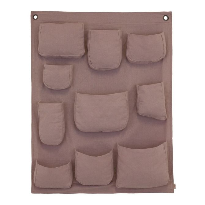 Wall Pocket dusty pink - Numero 74
