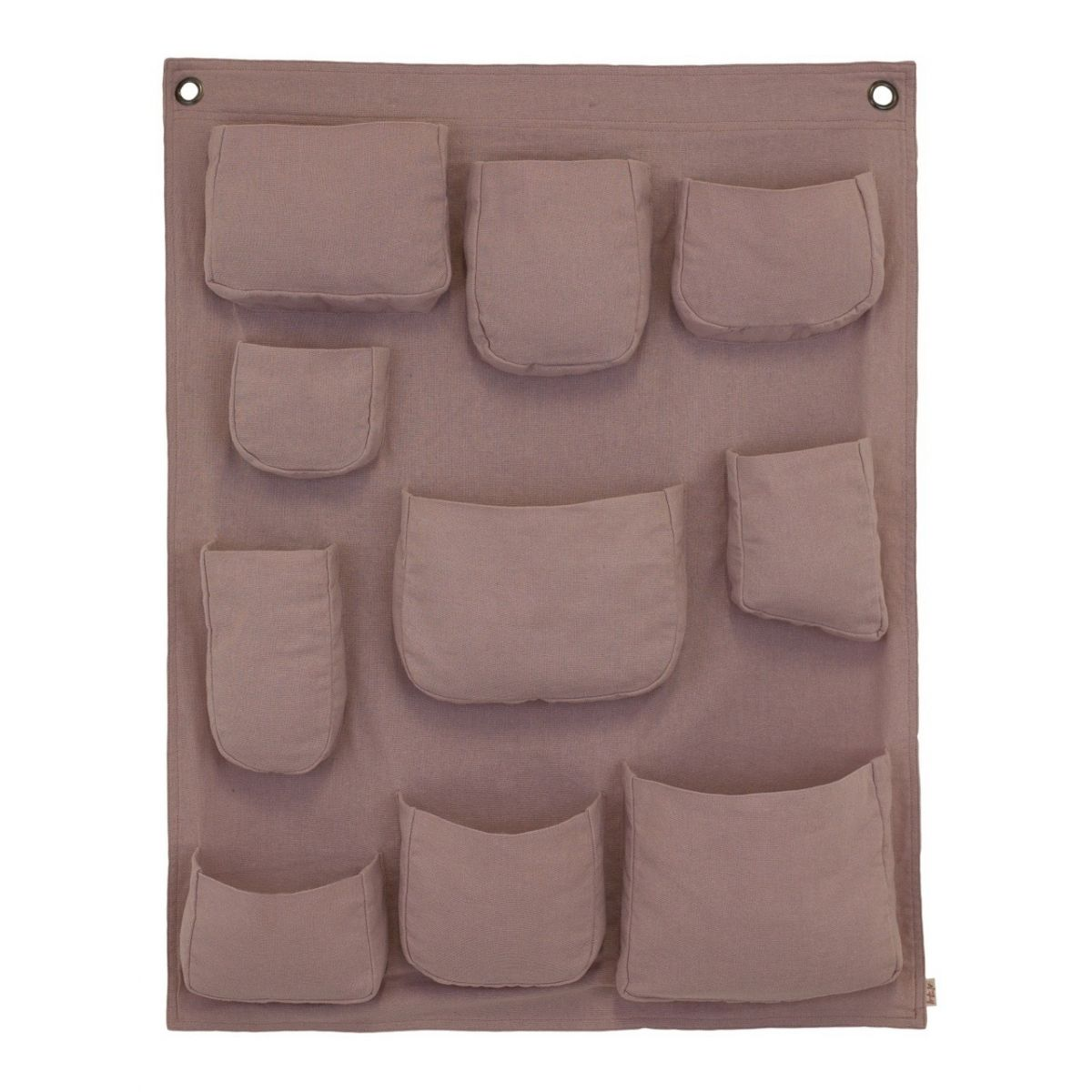 Numero 74 Wall Pocket dusty pink