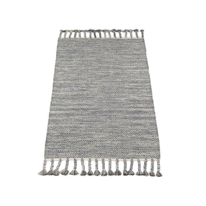 Fringers Carpet 70x140 grey - Kids Depot