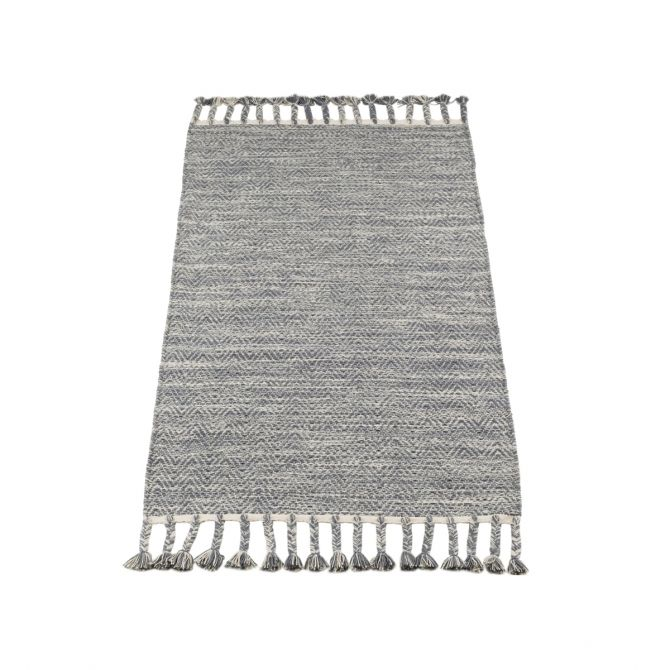 Kids Depot Fringers Carpet 70x140 grey