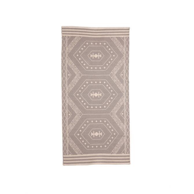 Kids Depot Comby Carpet 70x140 grey
