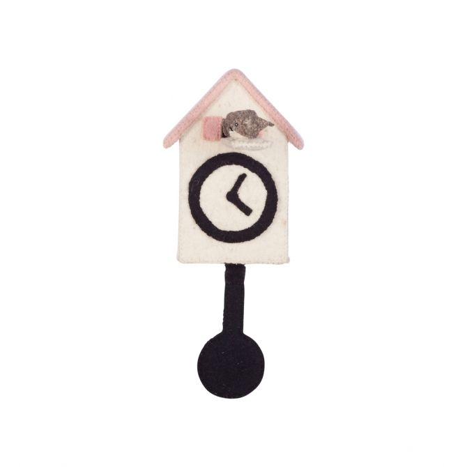 Fuut birdhouse grey - Kids Depot