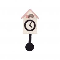 Fuut birdhouse grey