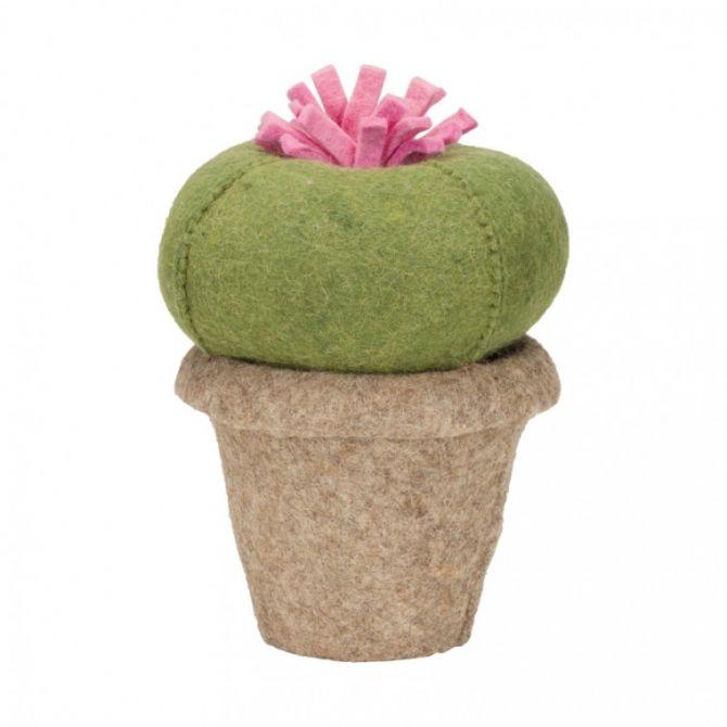 Cactus Queen felt decoration plant - Kids Depot