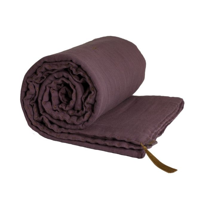 Numero 74 Winter Blanket dusty lilac