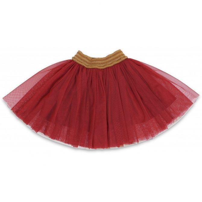 Konges Slojd Skirt Ballerina Deux Tawny Cort