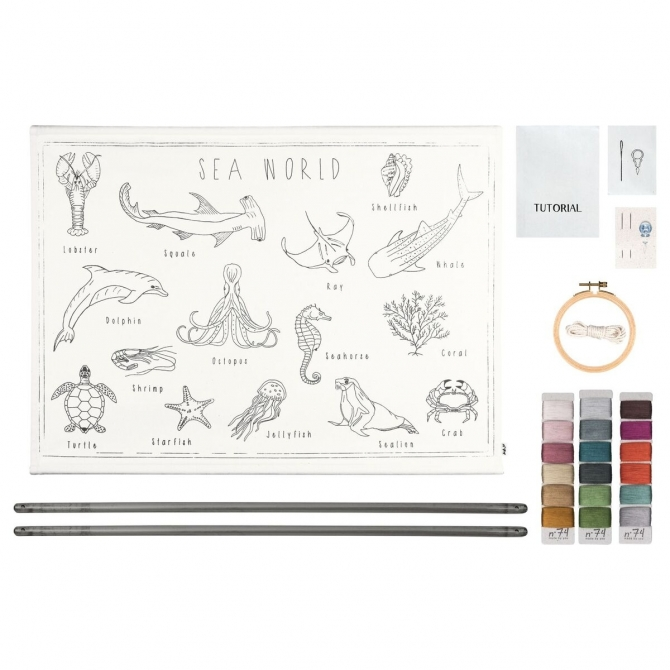 School Poster Kit Sea World