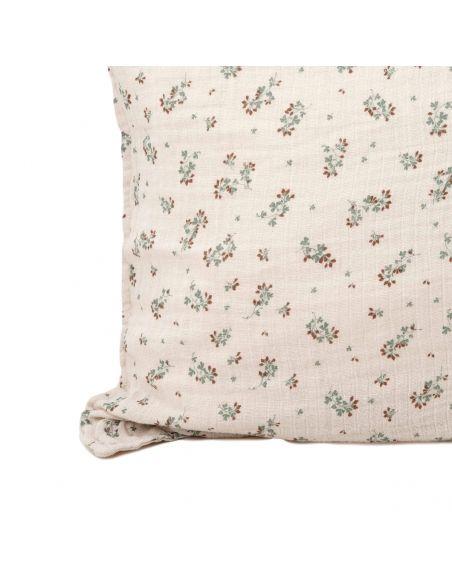 Garbo & Friends Clover Muslin Pillowcase EU beige