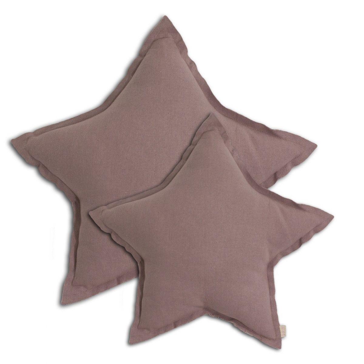 Star cushion dusty pink - Numero 74