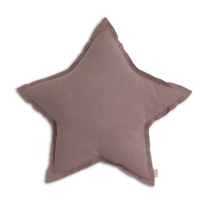 Star cushion dusty pink - Numero 74