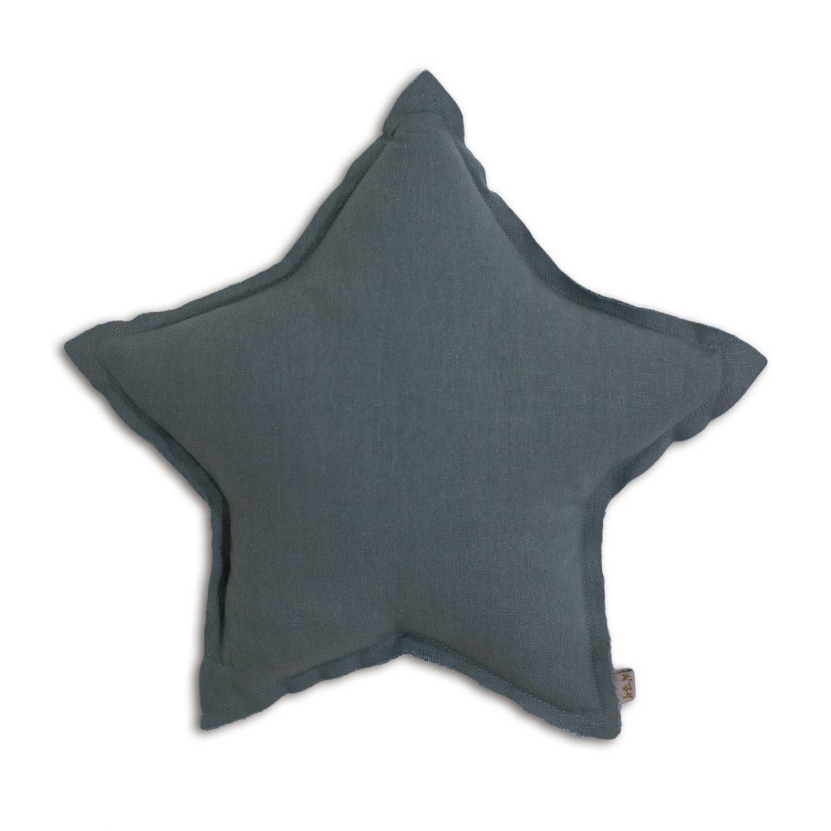 Numero 74 Star cushion ice blue