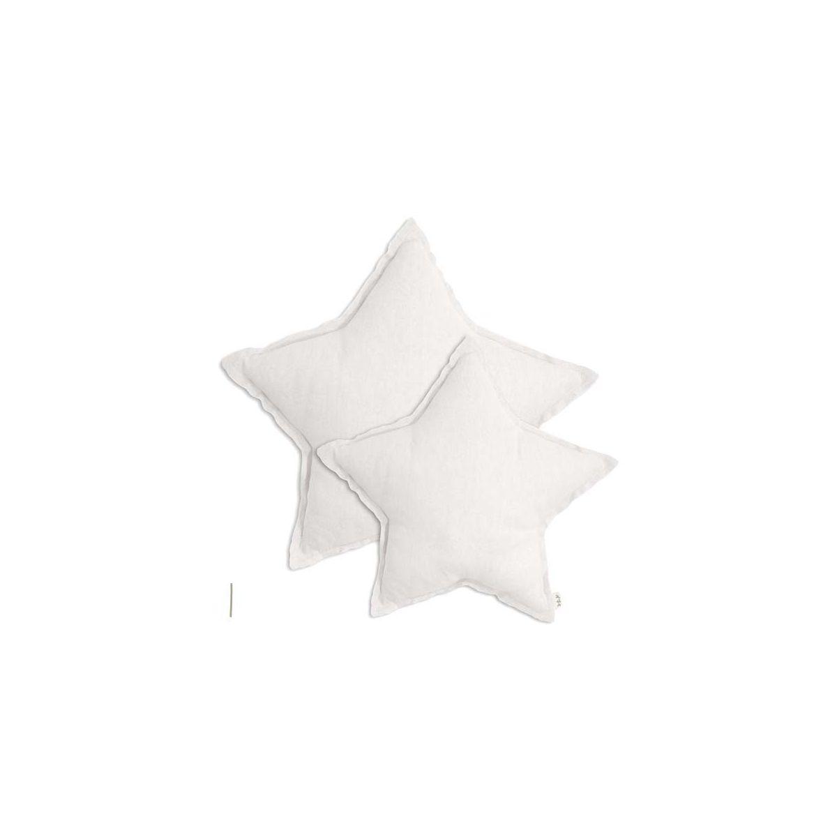 Poduszka gwiazda Star cushion white biała - Numero 74