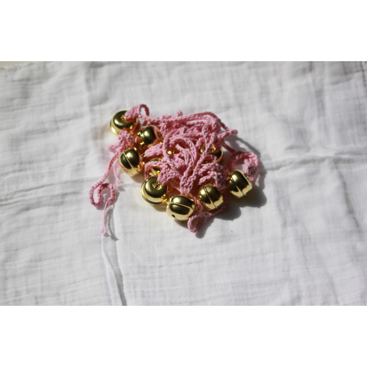 Ding Ding Garland dusty pink - Numero 74
