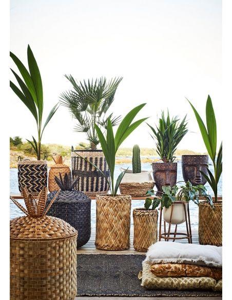 マダムストルツ-竹植木鉢スタンド-3