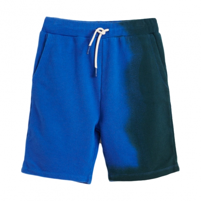 Bellerose Fag Shorts Blue