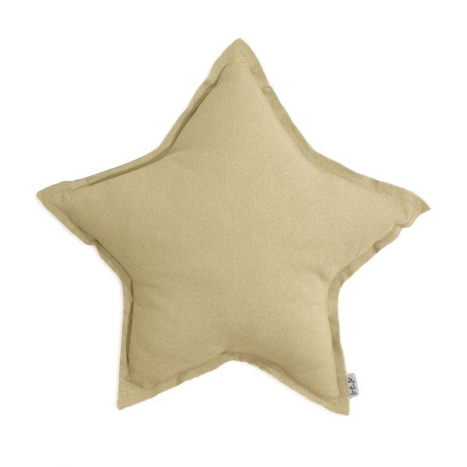 Numero 74 Poduszka gwiazda mellow yellow