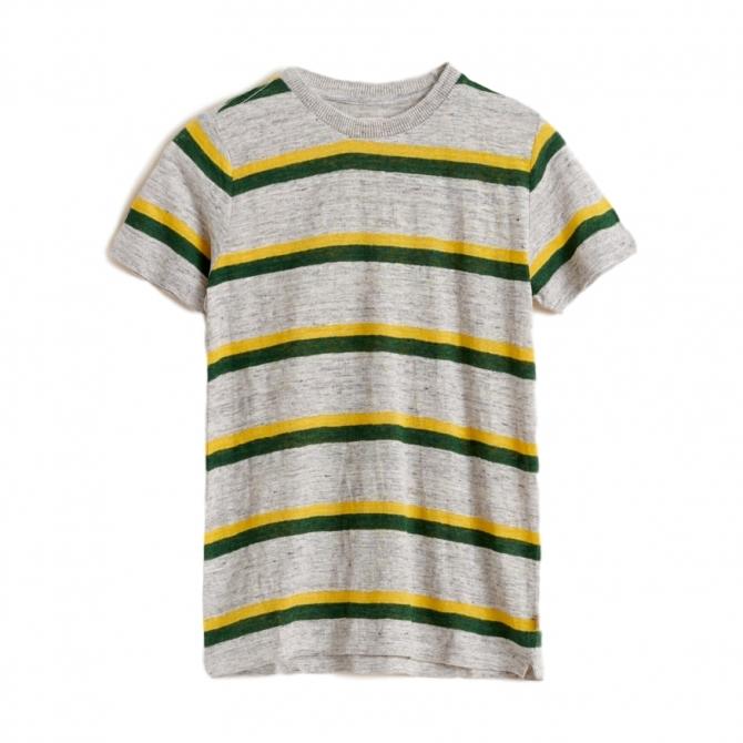 Mogo01 T-shirt Grey