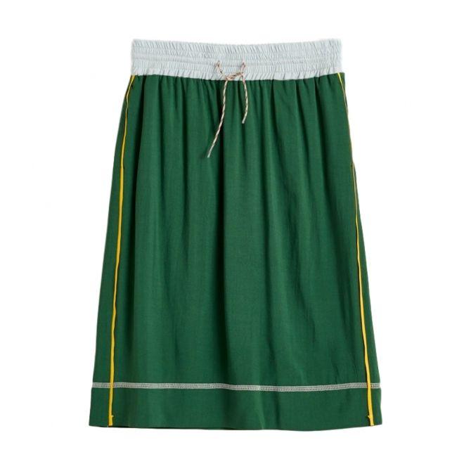 Bellerose Spódnica Almost zielona
