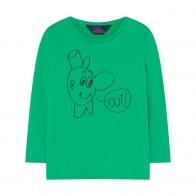 Bluzka UV Deer zielona