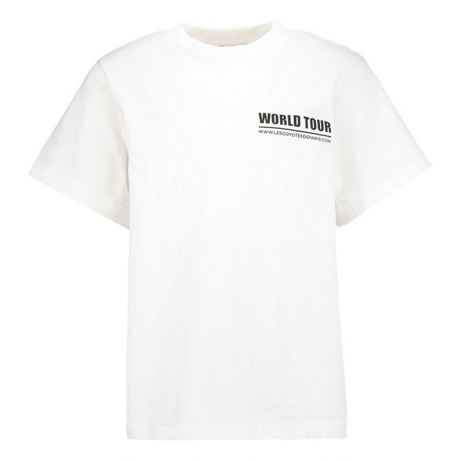 T-shirt Cindy biały
