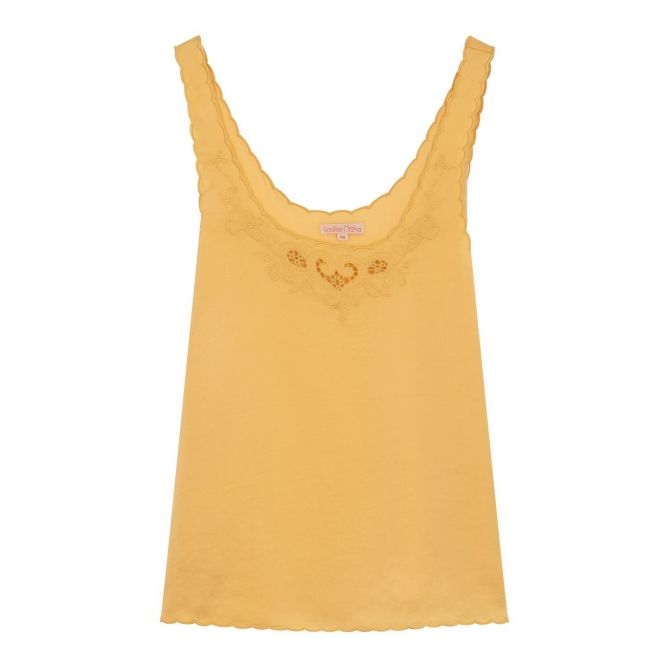 Top Lisa Lemon Yellow