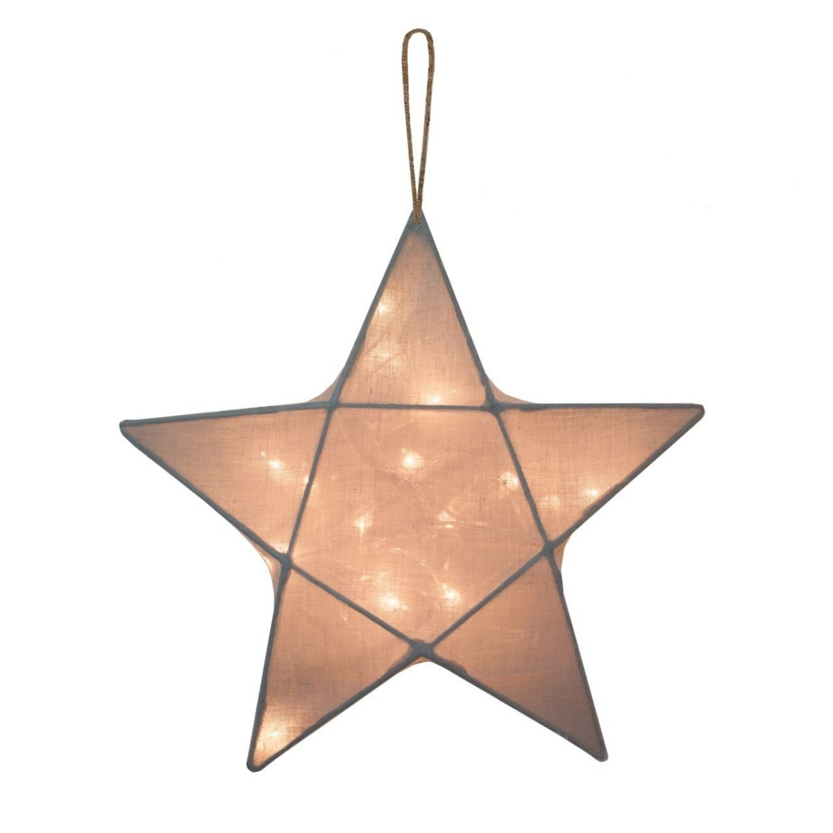 Lampa Gwiazda waniliowa - Numero 74
