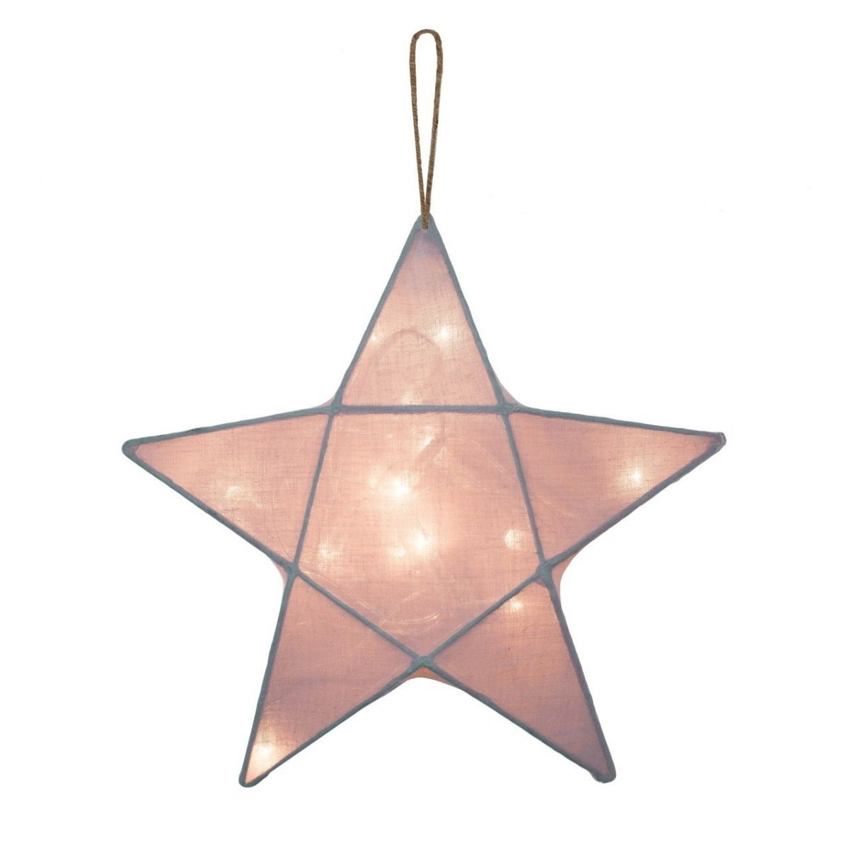 Lantern Star dusty pink - Numero 74