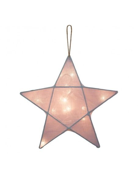 Lantern Star dusty pink - Numero 74