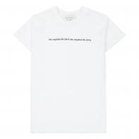 T-shirt Melia biały