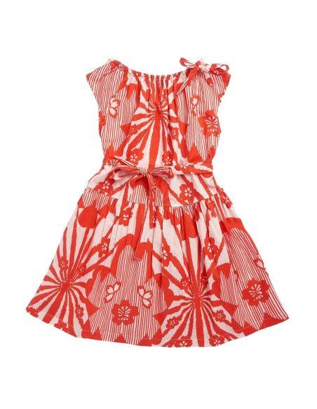 Caramel Baby & Child - Sukienka Notting Hill czerwona - 1