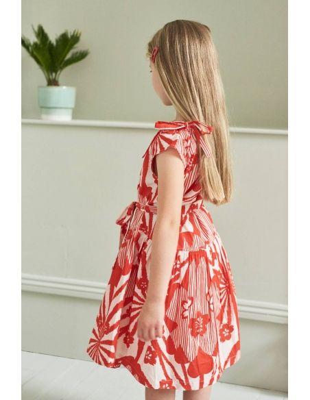 Caramel Baby & Child - Sukienka Notting Hill czerwona - 2