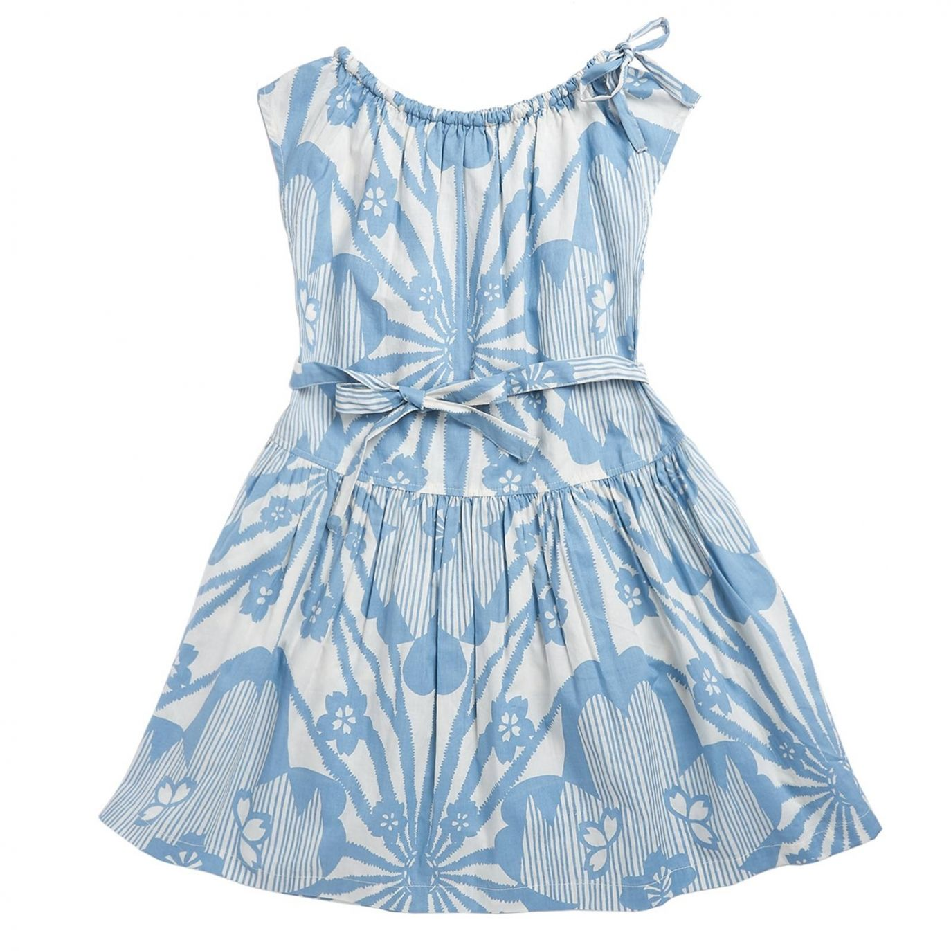 Caramel Baby & Child Dress Notting Hill Blue