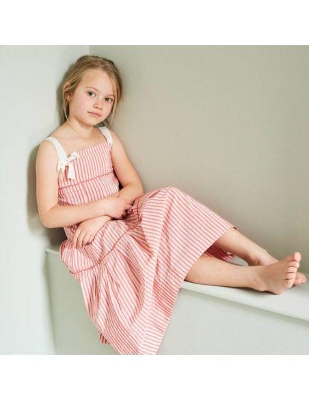 Caramel Baby & Child Sukienka Angel czerwona